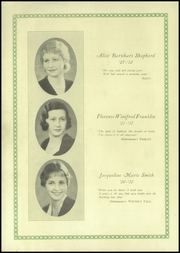 Page 12, 1932 Edition, Stickney School - Echoes Yearbook (Chicago, IL) online yearbook collection