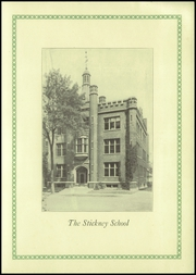 Page 9, 1932 Edition, Stickney School - Echoes Yearbook (Chicago, IL) online yearbook collection