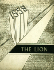 1958 Edition, St Jacob High School - Lion Yearbook (St Jacob, IL)