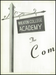 Page 6, 1950 Edition, Wheaton Academy - Compass Yearbook (Wheaton, IL) online yearbook collection
