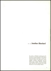 Page 15, 1953 Edition, Wheaton Academy - Compass Yearbook (Wheaton, IL) online yearbook collection