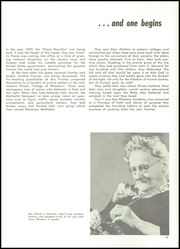 Page 17, 1953 Edition, Wheaton Academy - Compass Yearbook (Wheaton, IL) online yearbook collection