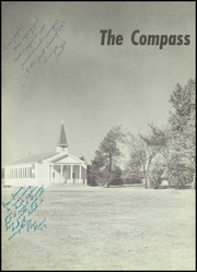 Page 6, 1953 Edition, Wheaton Academy - Compass Yearbook (Wheaton, IL) online yearbook collection