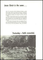 Page 8, 1953 Edition, Wheaton Academy - Compass Yearbook (Wheaton, IL) online yearbook collection