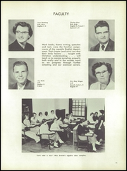 Page 15, 1956 Edition, Wheaton Academy - Compass Yearbook (Wheaton, IL) online yearbook collection