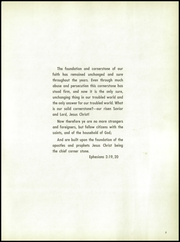 Page 9, 1956 Edition, Wheaton Academy - Compass Yearbook (Wheaton, IL) online yearbook collection