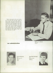 Page 12, 1957 Edition, Wheaton Academy - Compass Yearbook (Wheaton, IL) online yearbook collection