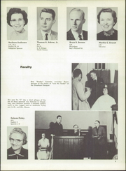Page 13, 1957 Edition, Wheaton Academy - Compass Yearbook (Wheaton, IL) online yearbook collection