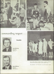 Page 17, 1957 Edition, Wheaton Academy - Compass Yearbook (Wheaton, IL) online yearbook collection