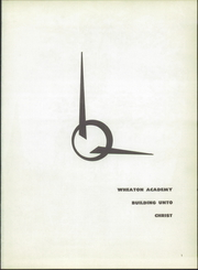 Page 5, 1957 Edition, Wheaton Academy - Compass Yearbook (Wheaton, IL) online yearbook collection