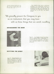 Page 8, 1957 Edition, Wheaton Academy - Compass Yearbook (Wheaton, IL) online yearbook collection
