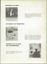 Page 9, 1957 Edition, Wheaton Academy - Compass Yearbook (Wheaton, IL) online yearbook collection