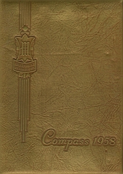 Page 1, 1958 Edition, Wheaton Academy - Compass Yearbook (Wheaton, IL) online yearbook collection