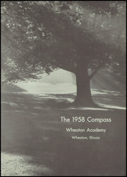 Page 7, 1958 Edition, Wheaton Academy - Compass Yearbook (Wheaton, IL) online yearbook collection