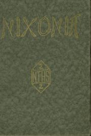 1922 Edition, Nixon Township High School - Nixonia Yearbook (Weldon, IL)