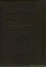 Page 1, 1945 Edition, Western Military Academy - Recall Yearbook (Alton, IL) online yearbook collection