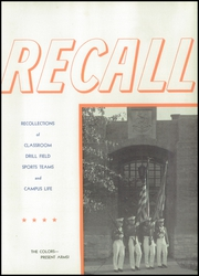Page 7, 1945 Edition, Western Military Academy - Recall Yearbook (Alton, IL) online yearbook collection