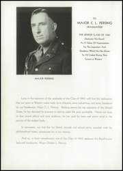 Page 8, 1945 Edition, Western Military Academy - Recall Yearbook (Alton, IL) online yearbook collection