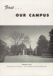 Page 10, 1952 Edition, Western Military Academy - Recall Yearbook (Alton, IL) online yearbook collection