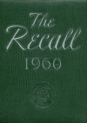 Page 1, 1960 Edition, Western Military Academy - Recall Yearbook (Alton, IL) online yearbook collection