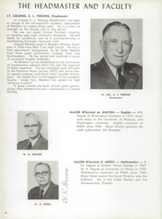 Page 10, 1960 Edition, Western Military Academy - Recall Yearbook (Alton, IL) online yearbook collection
