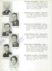 Page 12, 1960 Edition, Western Military Academy - Recall Yearbook (Alton, IL) online yearbook collection