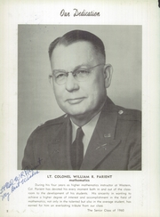 Page 6, 1960 Edition, Western Military Academy - Recall Yearbook (Alton, IL) online yearbook collection