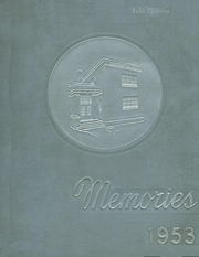 Page 1, 1953 Edition, Gladstone Oquawka High School - Memories Yearbook (Gladstone, IL) online yearbook collection