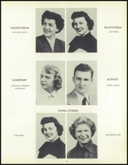 Page 17, 1953 Edition, Gladstone Oquawka High School - Memories Yearbook (Gladstone, IL) online yearbook collection