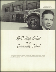 Page 6, 1953 Edition, Gladstone Oquawka High School - Memories Yearbook (Gladstone, IL) online yearbook collection