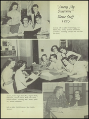 Page 16, 1956 Edition, Casey High School - Flame Yearbook (Casey, IL) online yearbook collection