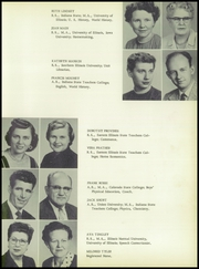Page 11, 1958 Edition, Casey High School - Flame Yearbook (Casey, IL) online yearbook collection