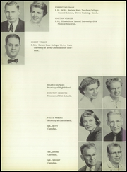 Page 12, 1958 Edition, Casey High School - Flame Yearbook (Casey, IL) online yearbook collection