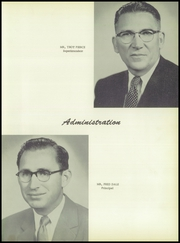 Page 9, 1958 Edition, Casey High School - Flame Yearbook (Casey, IL) online yearbook collection
