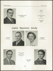 Page 12, 1952 Edition, Chicago Jewish Academy - Memoirs Yearbook (Chicago, IL) online yearbook collection