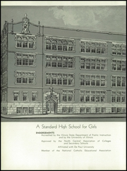 Page 12, 1941 Edition, Holy Family Academy - Academian Yearbook (Chicago, IL) online yearbook collection