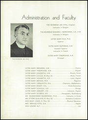 Page 14, 1941 Edition, Holy Family Academy - Academian Yearbook (Chicago, IL) online yearbook collection