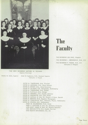 Page 15, 1942 Edition, Holy Family Academy - Academian Yearbook (Chicago, IL) online yearbook collection