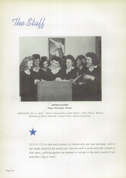 Page 10, 1944 Edition, Holy Family Academy - Academian Yearbook (Chicago, IL) online yearbook collection