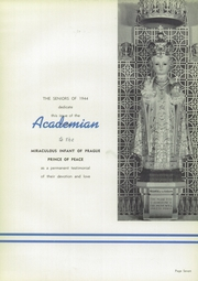 Page 11, 1944 Edition, Holy Family Academy - Academian Yearbook (Chicago, IL) online yearbook collection