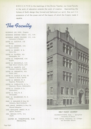 Page 12, 1944 Edition, Holy Family Academy - Academian Yearbook (Chicago, IL) online yearbook collection