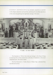 Page 16, 1944 Edition, Holy Family Academy - Academian Yearbook (Chicago, IL) online yearbook collection