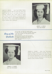 Page 17, 1944 Edition, Holy Family Academy - Academian Yearbook (Chicago, IL) online yearbook collection