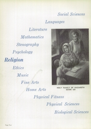 Page 8, 1944 Edition, Holy Family Academy - Academian Yearbook (Chicago, IL) online yearbook collection