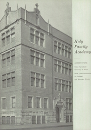 Page 12, 1945 Edition, Holy Family Academy - Academian Yearbook (Chicago, IL) online yearbook collection