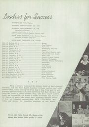 Page 16, 1945 Edition, Holy Family Academy - Academian Yearbook (Chicago, IL) online yearbook collection