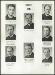 Page 14, 1945 Edition, Loyola Academy - Grad Prep Yearbook (Chicago, IL) online yearbook collection
