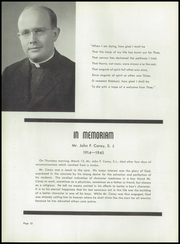 Page 16, 1945 Edition, Loyola Academy - Grad Prep Yearbook (Chicago, IL) online yearbook collection