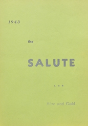 1943 Edition, Luther Institute - Voyageur Yearbook (Chicago, IL)