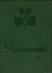 St Patricks Academy - Shamrock Yearbook (Chicago, IL) online yearbook collection, 1950 Edition, Page 1